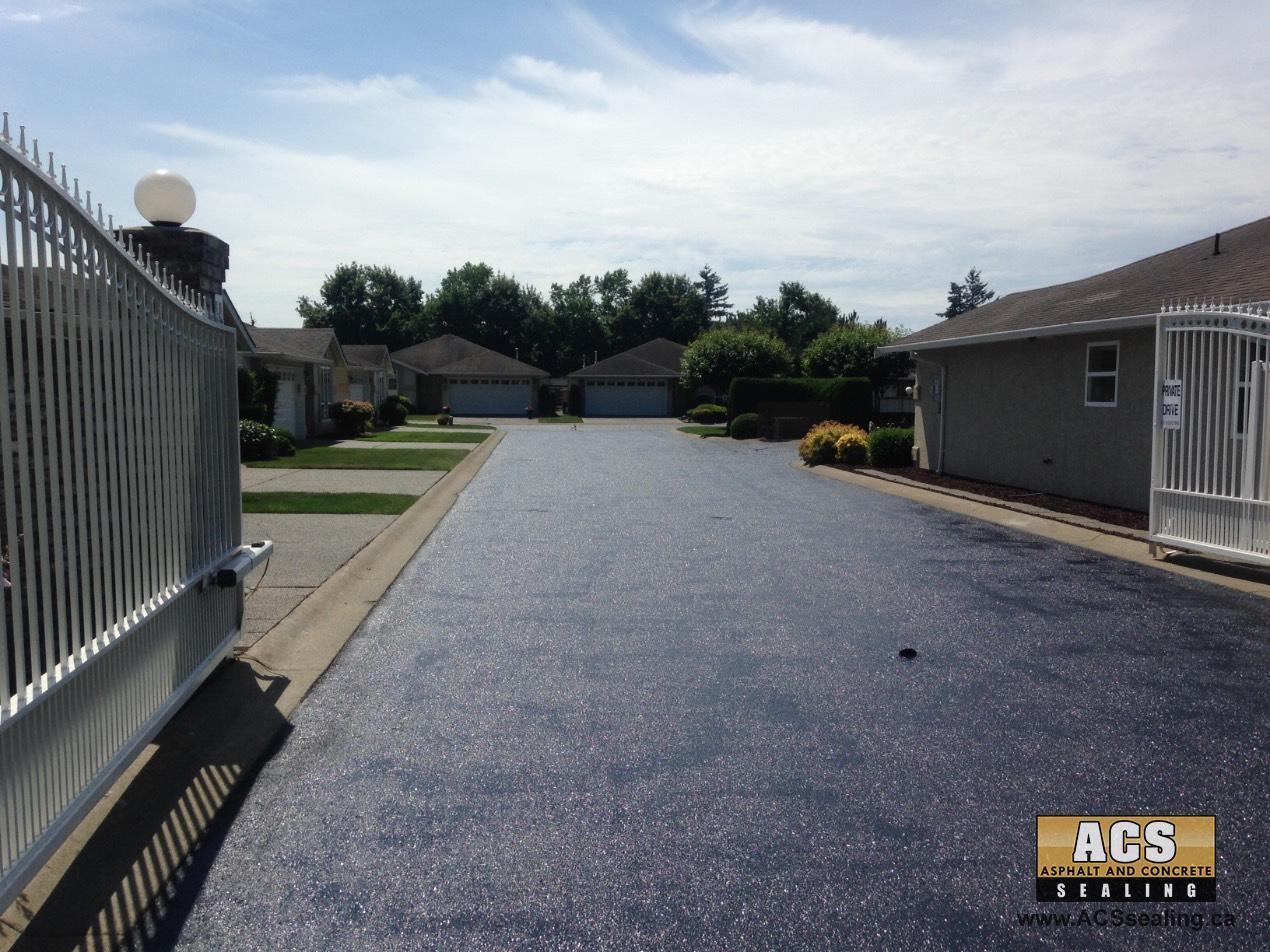 Asphalt / Concrete Sealing and Repair Services | Coquitlam